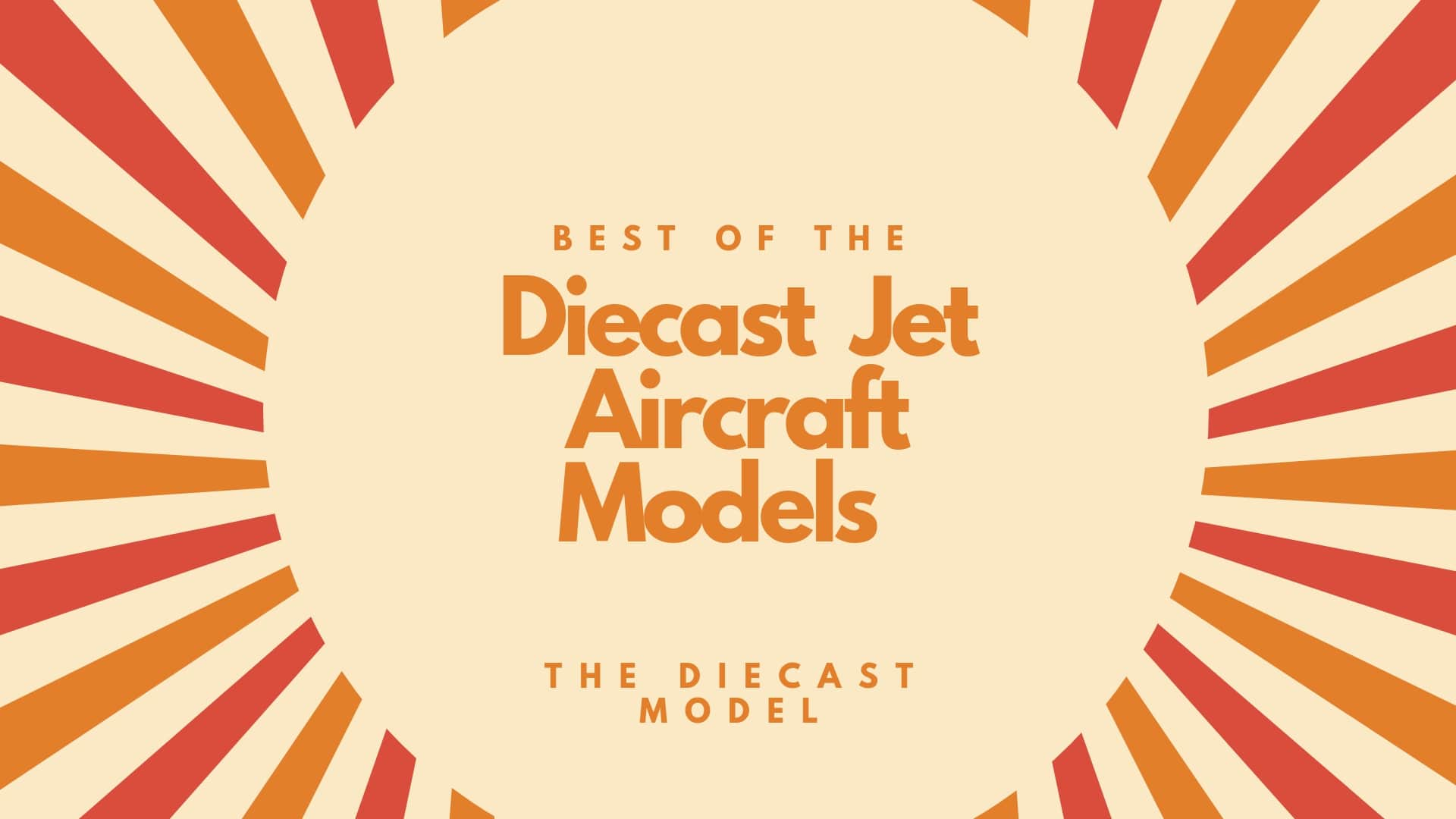 Best Diecast Aircraft Models - Jet