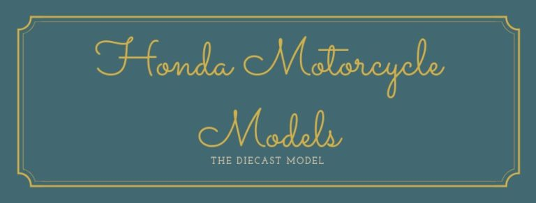 The Best Honda Motorcycle Models Available