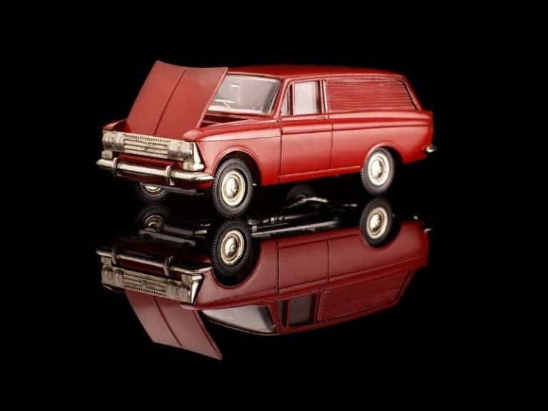 Diecast Model Scales: An Analysis