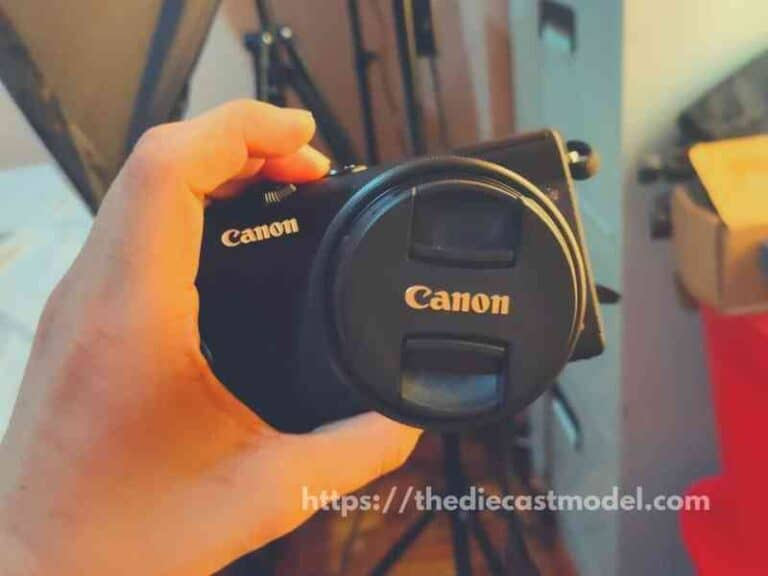 How to take pictures of a model car | A Helpful Illustrated and Video Guide