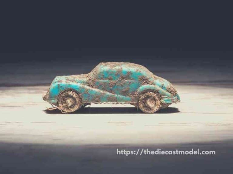 Do Diecast Models Rust? How to Prevent it