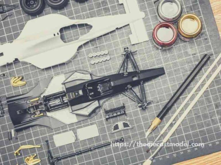 Painting a Scale Model: Before and After Assembly | A Helpful Guide