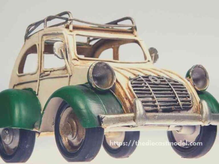 Old Toy Cars: Are they worth it?