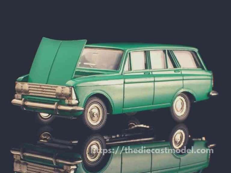 How To Take Care Of A Diecast Model   Complete guide (Clean, Store, Restore)