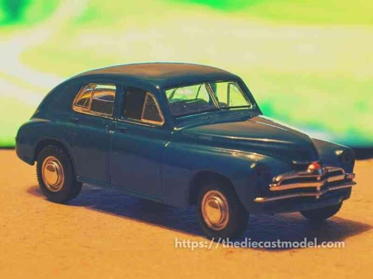 Should you sand a model car before painting?