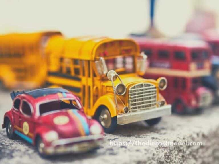 Are Diecast Toys Safe? A Guide for Collectors and Parents