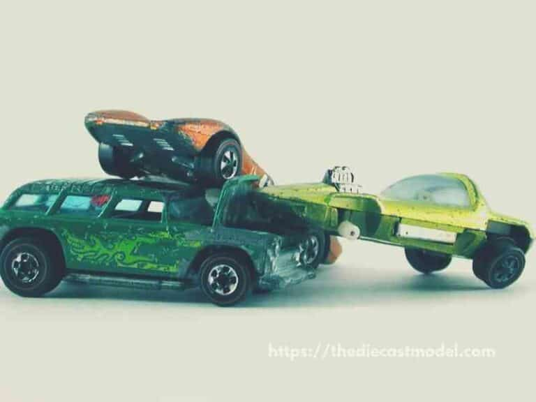 Matchbox Cars: How to tell if it is rare