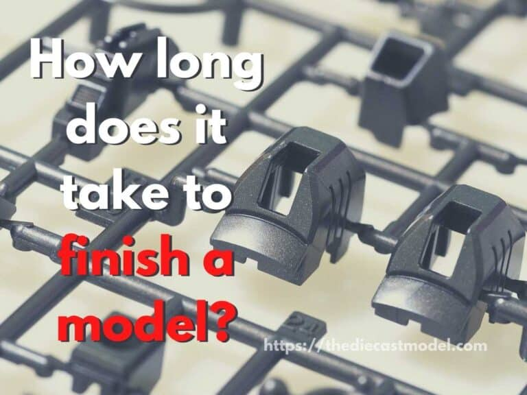 How long does it take to finish a model?